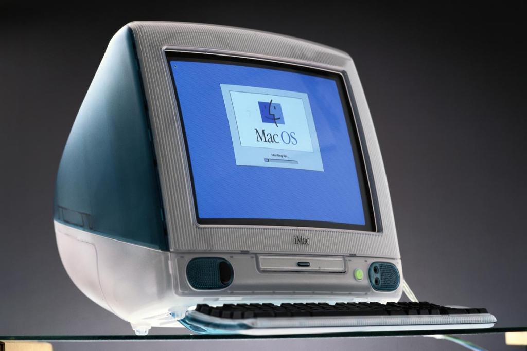 imac 1998 first
